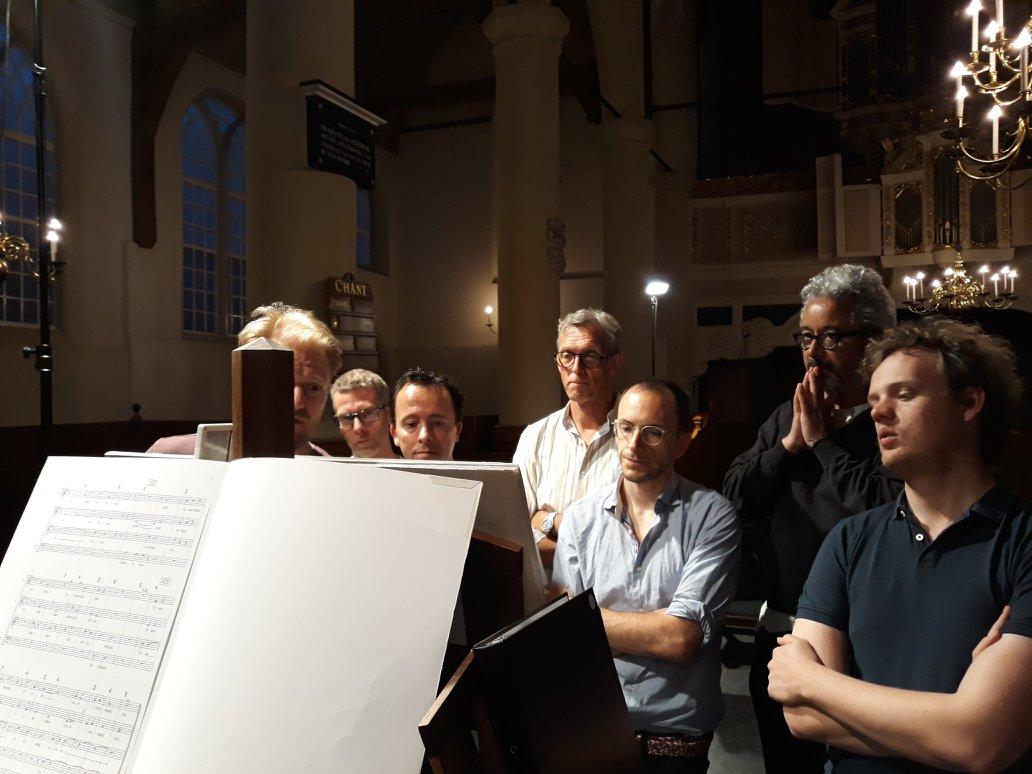 Muziekstandaard Ensemble Hermes